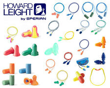 Howard Leight Earplug Range Smartfit Max Clarity QB1 Refills Quiet Laser Light