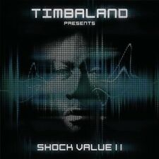 TIMBALAND - SHOCK VALUE II - CD NUOVO