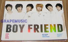 BOYFRIEND BOY FRIEND 1ST SINGLE K-POP CD SEALED