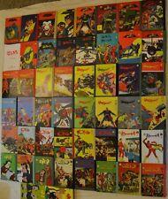 Superman Batman Tarek Lulu Flash tarzan Arabic comics lot of 112 album!!!!
