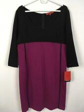 Narciso Rodriguez For Design Nation Womens Color Block Dress New Sz XL A1122