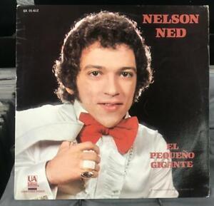 NELSON NED - EL PEQUEÑO GIGANTE - MEXICAN LP LATIN POP