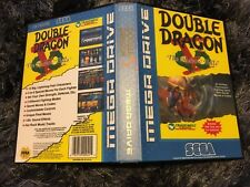 Double Dragon V SEGA Mega Drive PAL Version - Custom Game - Grade AAA+++