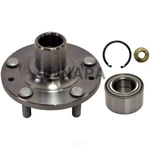 Wheel Bearing and Hub Assembly-AWD Front,Rear NAPA/PROFORMER BEARINGS-PGB