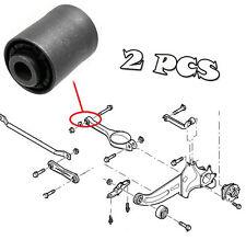 x2 Rear Axle Suspension Trailing Control Arm Wishbone Bush Bushing Ford Mondeo