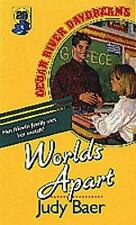 Cedar River Daydreams: Worlds Apart No. 26 by Judy Baer (1997, Paperback)