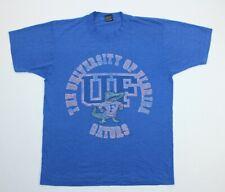 New listing Vtg 80s 90s Blue University of Florida Gators Single Stitch Large Shirt