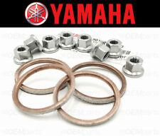 Exhaust Manifold Gasket Repair Set Yamaha YZF-R6, YZF-R1, YZF750R, FZ8, FZ1