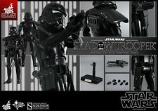 HOT TOYS STAR WARS SHADOW TROOPER 1:6 FIGURE EXCLUSIVE ~Sealed in Brown Box~