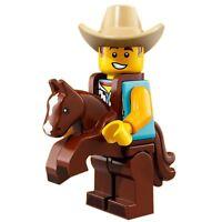 Cowboy Dude Lego Minifigures Series 18 71021