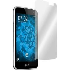 2 x LG K4 Protection Film clear