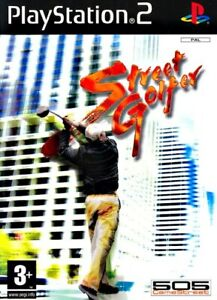 Street Golfer PS2 PLAYSTATION 2 Autres