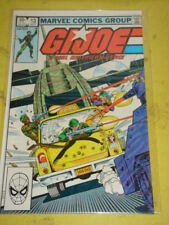 GI JOE #13 A REAL AMERICAN HERO MARVEL COMICS VOL1 JULY 1983