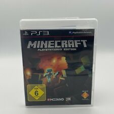 Minecraft, Sony PlayStation 3 / PS3 Spiel mit OVP