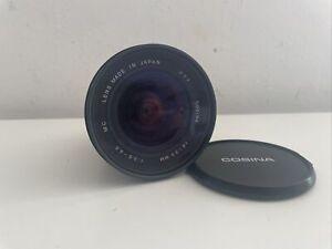 Cosina 19-35mm f3.5-4.5 AF Lens