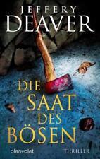 Die Saat des Bösen von Jeffery Deaver 2016, Taschenbuch ++Ungelesen++