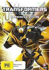 Transformers: Prime - Darkness Rising DVD