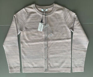 NWT Milly Minis Cardigan For Girls 12 Years Retails $168
