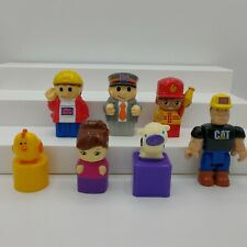 New ListingLot of 7 Mega Bloks First Builders Replacement People Figures Animals