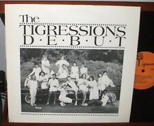 THE TIGRESSIONS Debut LP PRIVATE ALL FEMALE GIRL VOCAL GROUP NEW JERSEY CAR CVR