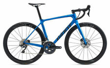 GIANT TCR ADVANCED PRO 2 DISC KOM Shimano Ultegra freni disco ruote carbonio ML