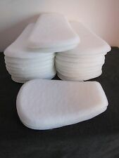 NEW! 10 pairs (20) Heel Pads - Insole Cushions - Foot Care - Feet Shoe Insert