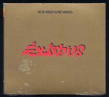 BOB MARLEY Exodus - CD digipack + 2 bonus tracks - sigillato a222