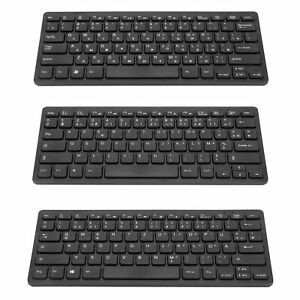 Mini Keyboard Wired Ultra Thin 78 Keys USB2.0 Mechanical Small For PC Computer