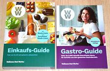 Weight Watchers Einkaufs-Guide+Gastro Guide-Einkaufsführer SmartPoints 2019 NEU