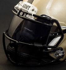 *CUSTOM* ARMY BLACK KNIGHTS NCAA OAKLEY Football Helmet EYE SHIELD / VISOR