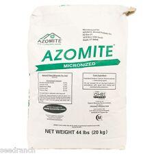 Azomite Organic Trace Mineral Powder - 25 Lbs