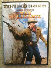 DVD - L'HOMME DE LA PLAINE - Anthony Mann, James Stewart 1955 - WESTERN - ZONE 1