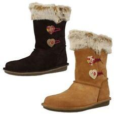 Clarks UK 8 Infant Shoes for Girls