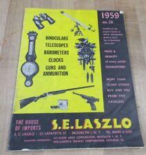 1959 No 26 S E Laszlo Catalog Sporting Goods (b)