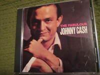 Vintage 1998 Original The Fabulous JOHNNY CASH CD 400MS