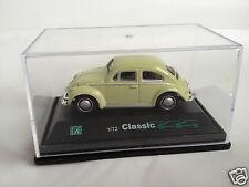 Hongwell 1:72 scale Classic Volkswagen Beetle - green