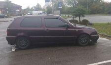"BBS 5x100 15"" Wheels VW MK3 Golf VR6 Alloys"