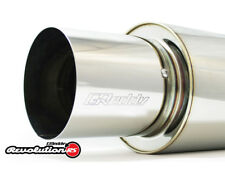 "GReddy 3"" Universal Revolution RS Muffler 3 Bolt Removable Tip"