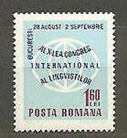 Romania - Mail 1967 Yvert 2323 MNH