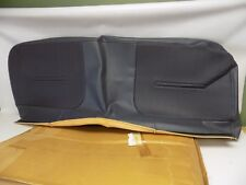 New OEM 2000 Ford F250 Super Duty Rear Seat Back Cover Assembly YC3Z-2664416-EAB