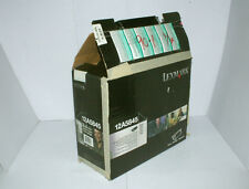 Genuine Lexmark 12A5845 Toner Print Cartridge Open Box for T610 T612 T614 T616