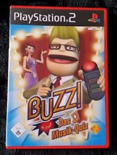 Buzz: la musica-quiz inclusa segnalatore acustico (Sony Playstation 2, 2005, DVD-BOX)