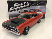 Fast and Furious 7 Plymouth Road Runner 1970 GMP 18807 1:18 Scale