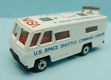 CH185/14 MATCHBOX LESNEY / SUPERFAST / NASA TRUCKING VEHICULE 1/64