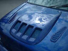 Pulsar Bonnet Scoop - Universal Scoop - Grey Gel Coat - Brand New!