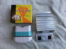 Guild 3D Viewer-Craftsmen's Guild-with 28 Metal Slides-Subject NY City Mid 1950s