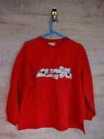 vtg 90s 101 dalmations emmanuel schvili sweatshirt sweater jumper refA8 large