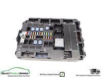 JAGUAR XF X250 FRONT IN CAR FUSE BOX FOOTWELL RELAY BOARD 8X2T-14B476-AD 08-11