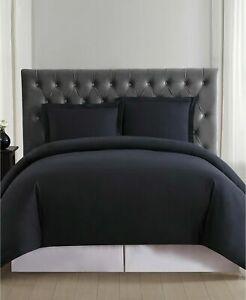 Truly Soft Everyday Duvet Mini Set - FULL / QUEEN - Black