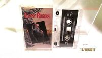 Kenny Rogers Christmas with Kenny Rogers Cassette 1991 Cema Music 4SLL57541